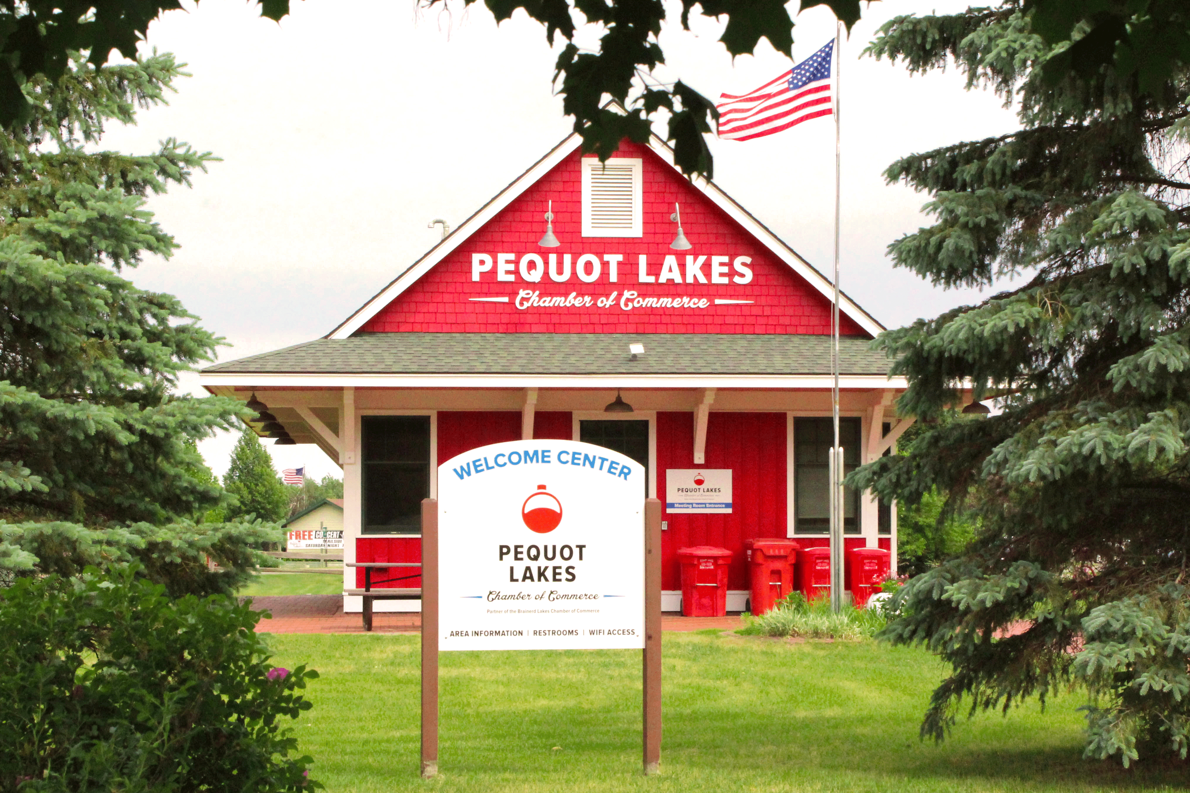 Pequot Lakes Chamber Building
