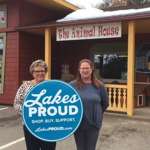 Lakes Proud Business The Animal House