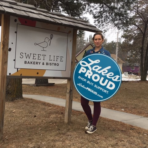 Lakes Proud Business Sweet Life Bakery