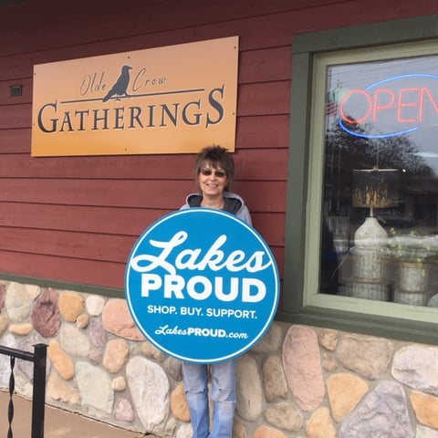 Lakes Proud Business Olde Crow Gatherings