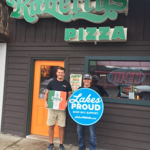 Lakes Proud Business Reffertys Pizza