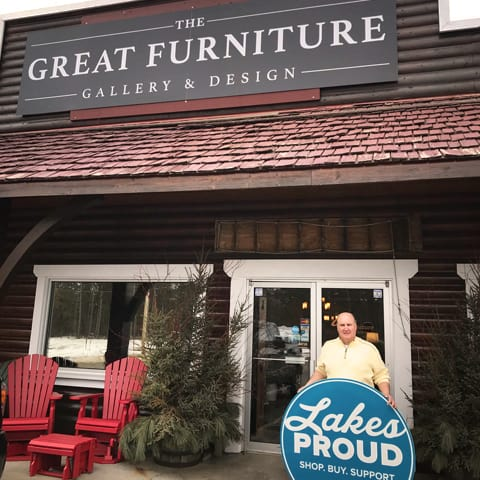Lakes Proud Business The Great Furniture Gallery and Design