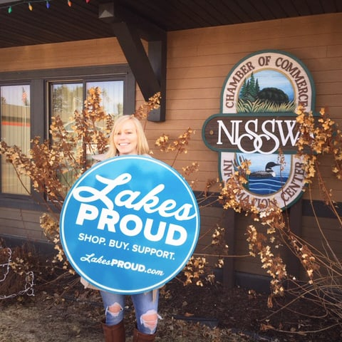 Lakes Proud Business Nisswa Chamber of Commerce