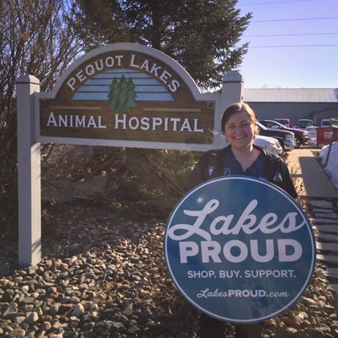 Lakes Proud Business Pequot Lakes Animal Hospital