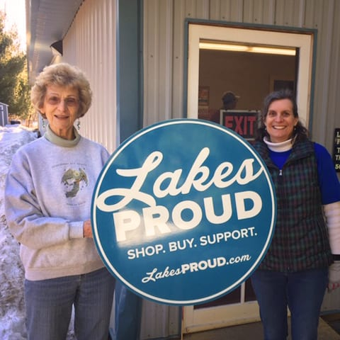 Lakes Proud Business Lakes Area Food Shelf Pequot Lakes