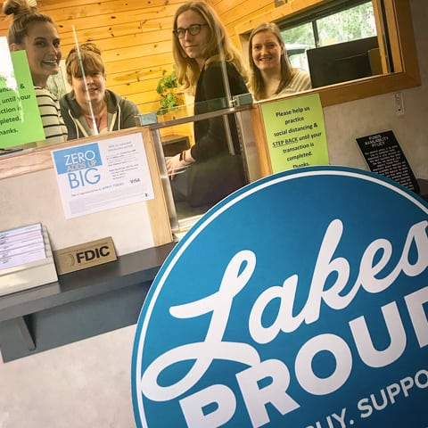 Lakes Proud Business Frandsen Bank and Trust