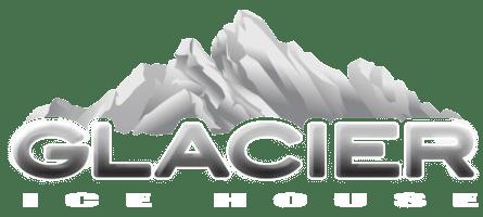 Glacier Ice House Logo