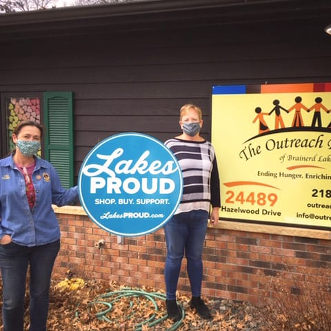 Lakes Proud Business The Outreach Program of Brainerd Lakes