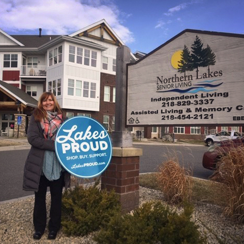 Lakes Proud Business Northern Lakes Senior Living