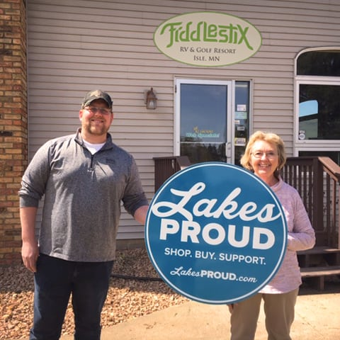 Lakes Proud Business Fiddlestix RV and Golf Resort