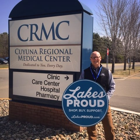 Lakes Proud Business Cuyuna Regional Medical Center