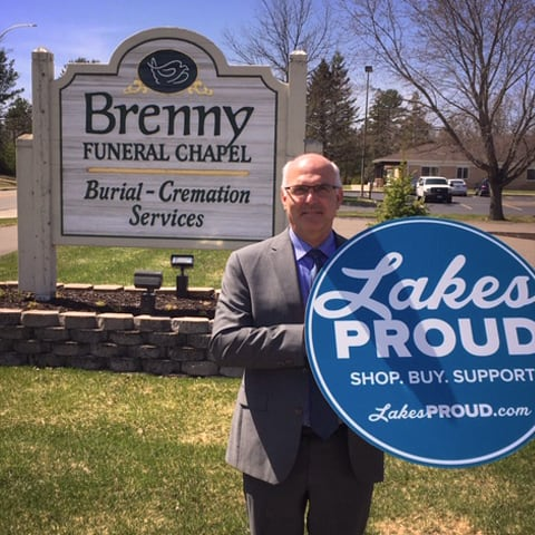 Lakes Proud Business Brenny Funeral Chapel