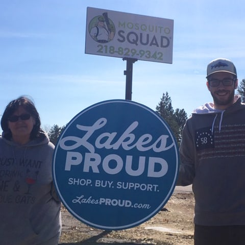 Lakes Proud Business Mosquito Squad