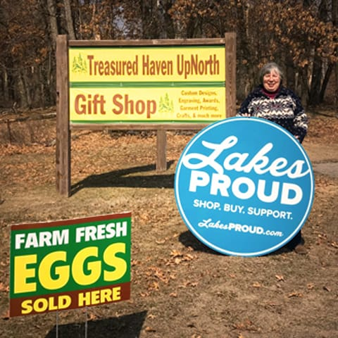 Lakes Proud Business Treasured Haven UpNorth
