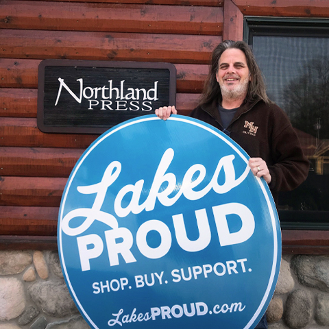 Lakes Proud Business Northland Press