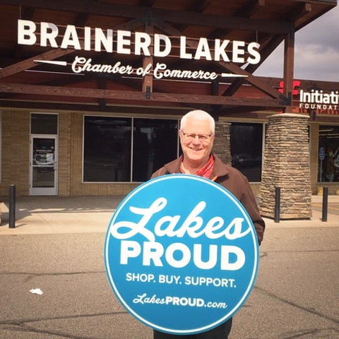 Lakes Proud Business Hunterstands