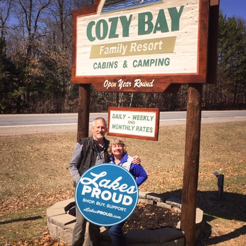 Lakes Proud Business Cozy Bay Family Resort