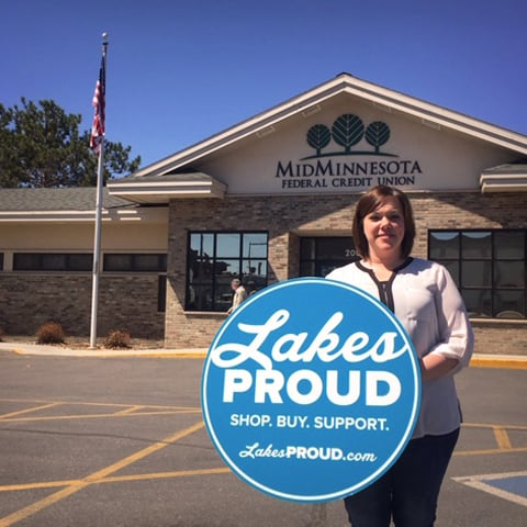 Lakes Proud Business Mid Minnesota Federal Credit Union