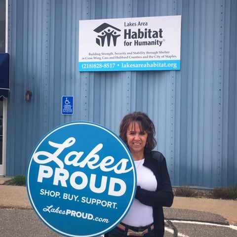 Lakes Proud Business Lakes Area Habitat for Humanity