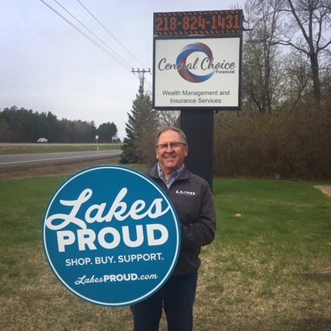 Lakes Proud Business Central Choice Financial