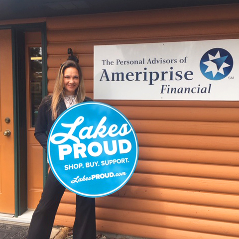 Lakes Proud Business Ameriprise Financial