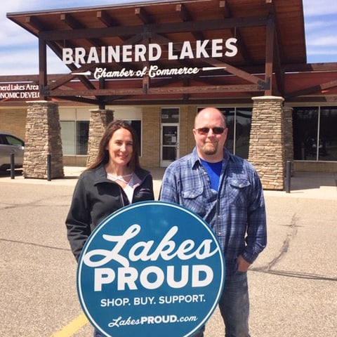 Lakes Proud Business Pichner's Property Management