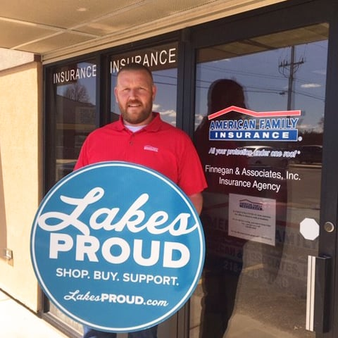 Lakes Proud Business Finnegan and Associates