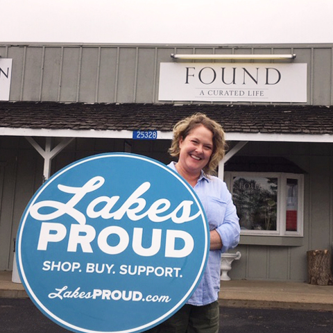 Lakes Proud Business Found