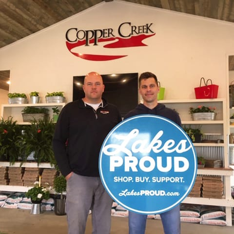 Lakes Proud Business Copper Creek Landscaping