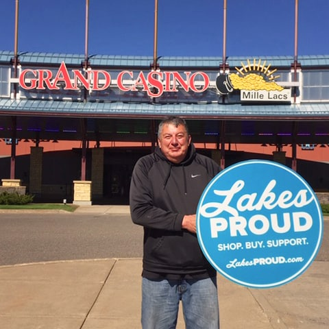 Lakes Proud Business Grand Casino