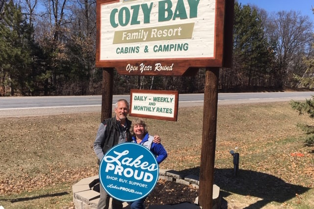 Cozy Bay Resort & Campground