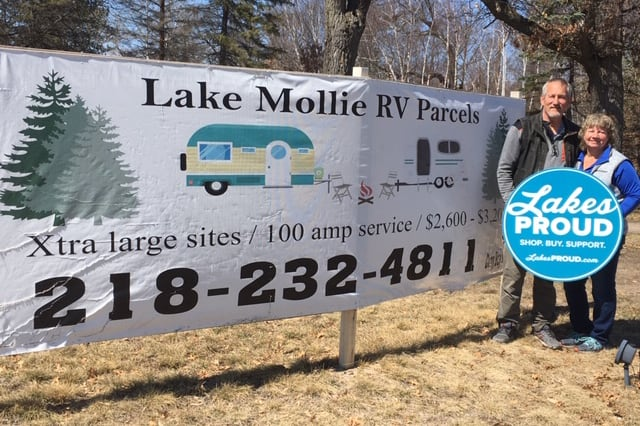 Lake Mollie RV Parcels