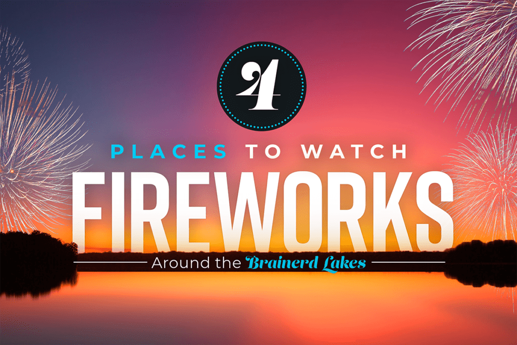 Places to See Fireworks