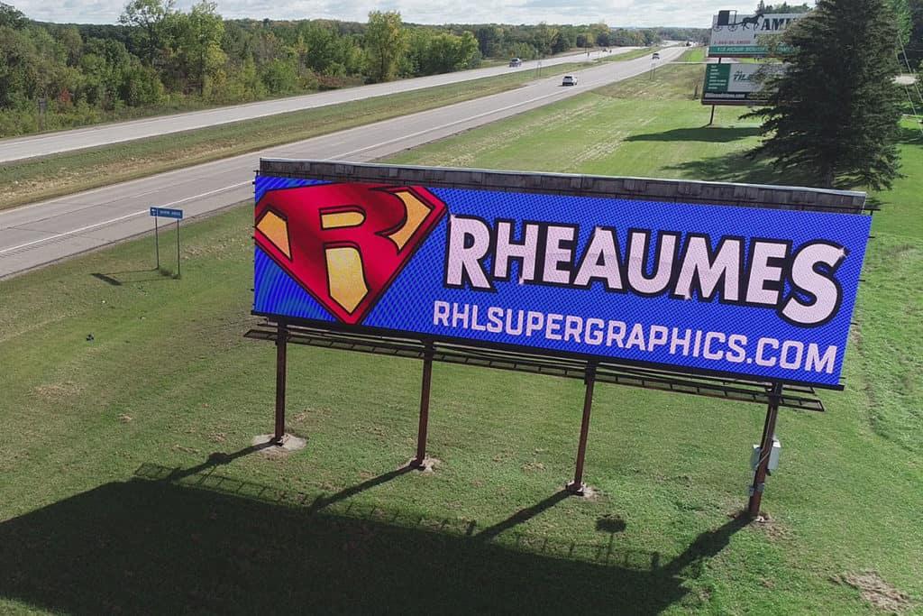 RHL Signs & RGB Outdoors