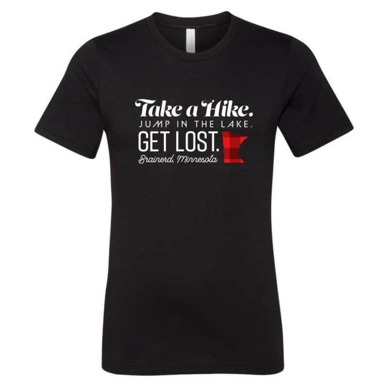 Take a Hike Tee