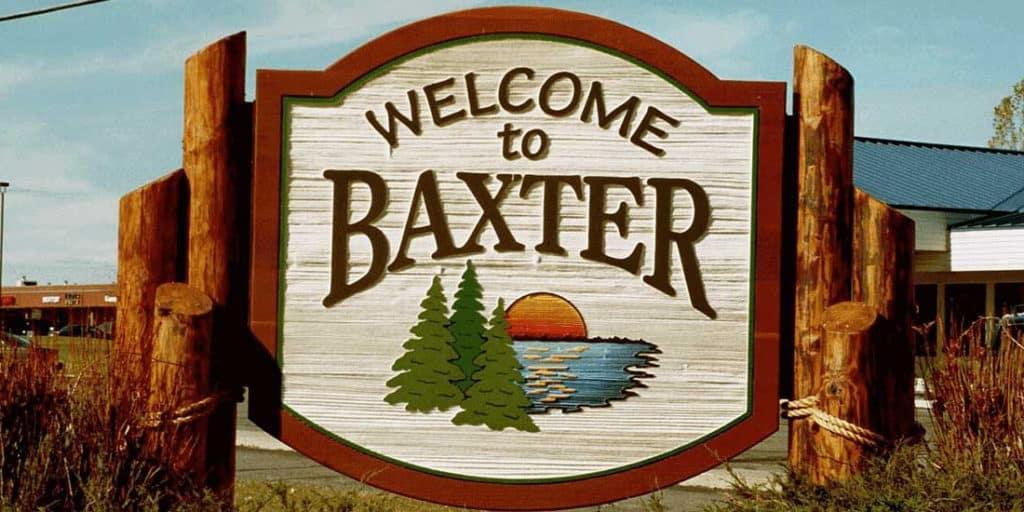 City of Baxter