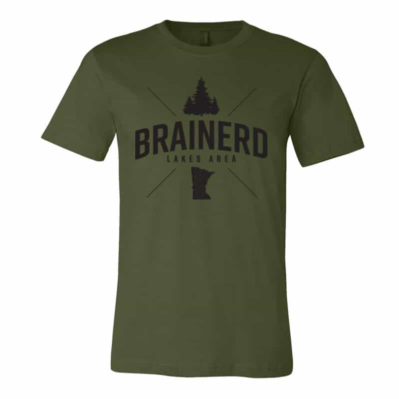 Closet Staple: Brainerd Lakes Area Tee