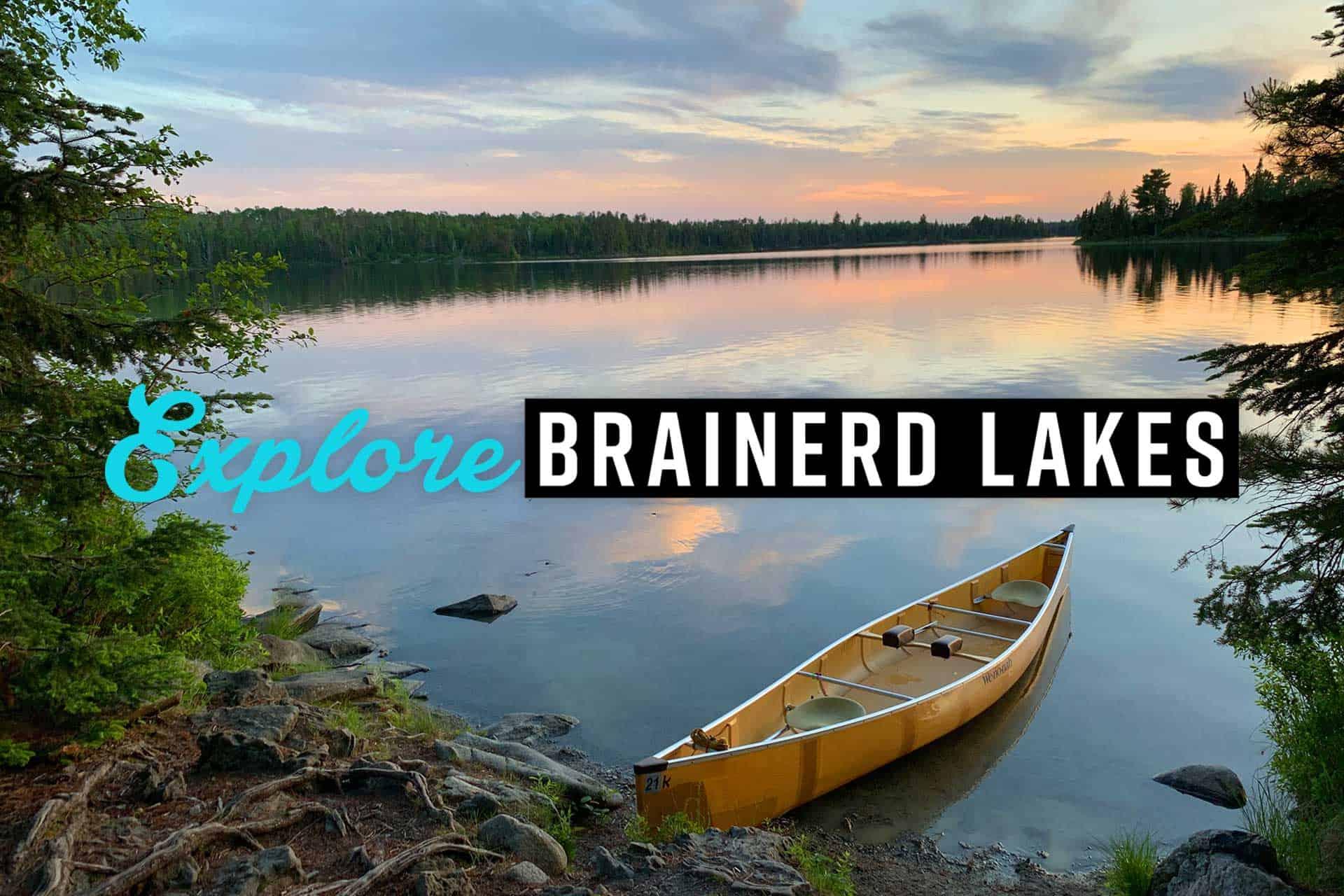 Explore Brainerd Lakes