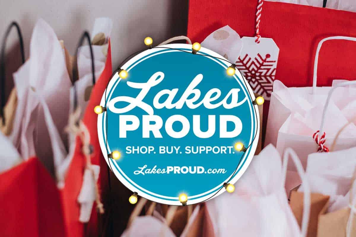 Shop Lakes Proud