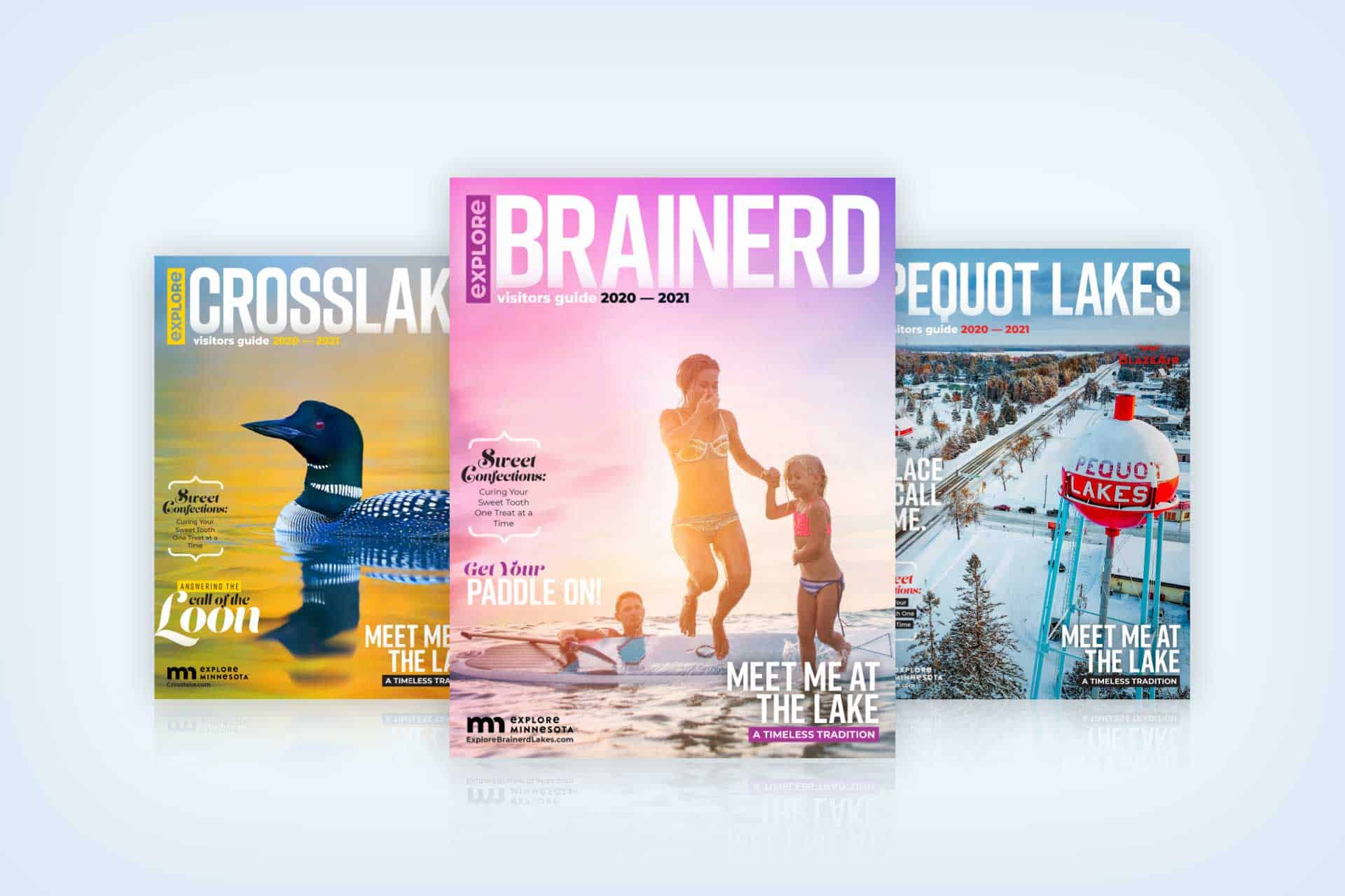 2020 Brainerd Lakes Area Visitor Guides