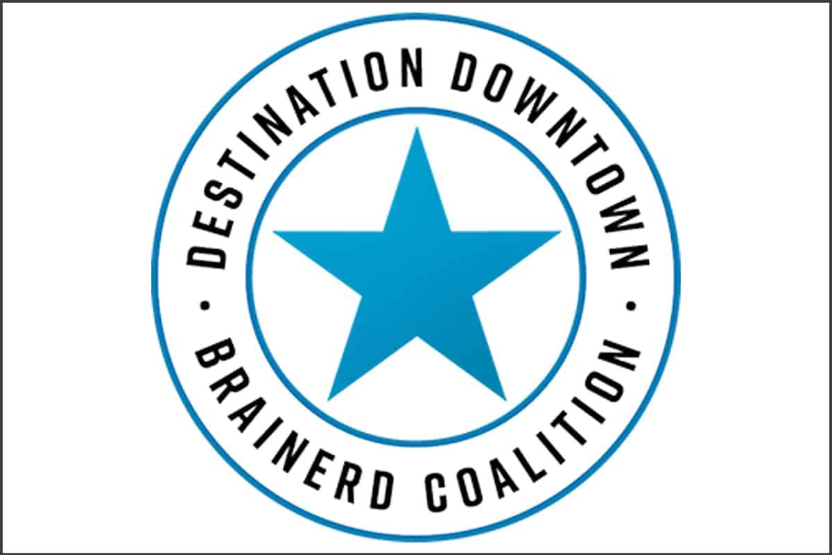 destination downtown logo