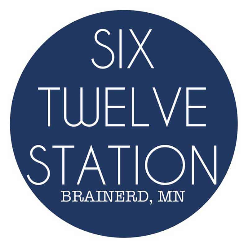 The 612 Station Logo