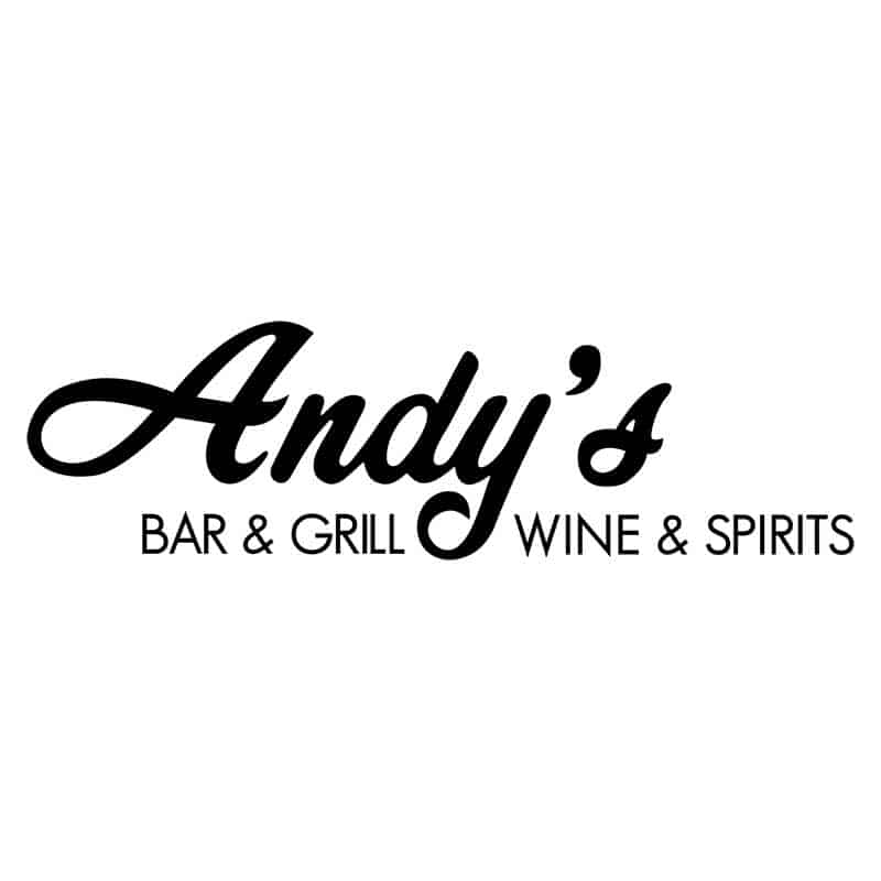 Andy's Bar & Grill and Wine & Spirits Logo