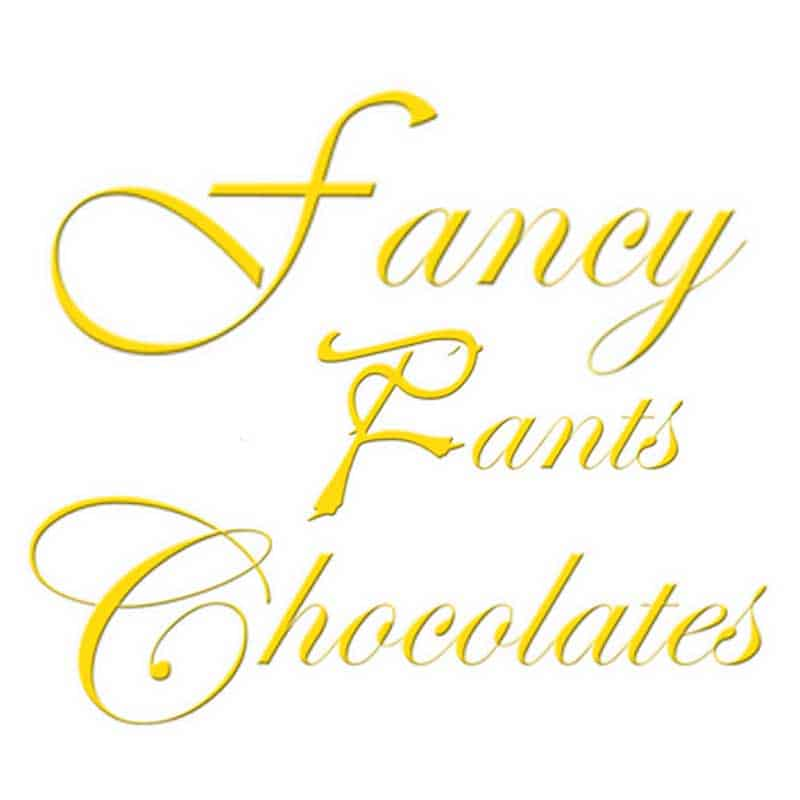 Fancy Pants Chocolates Logo