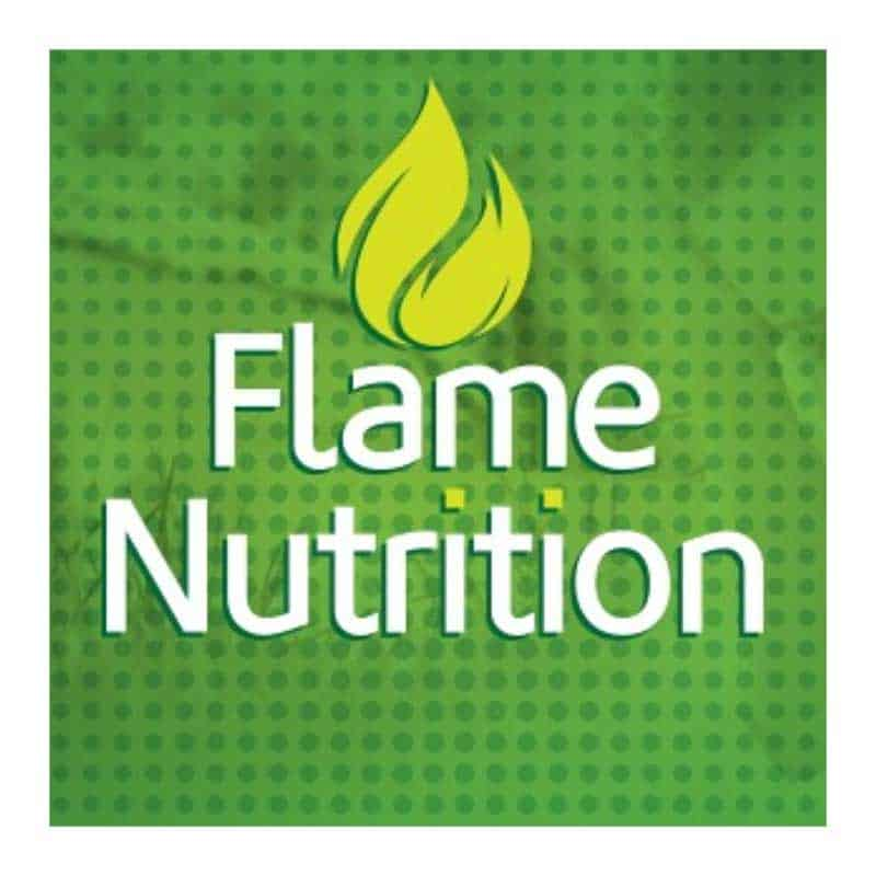 Flame Nutrition Logo