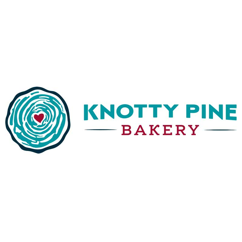 Knotty Pine Bakery Logo