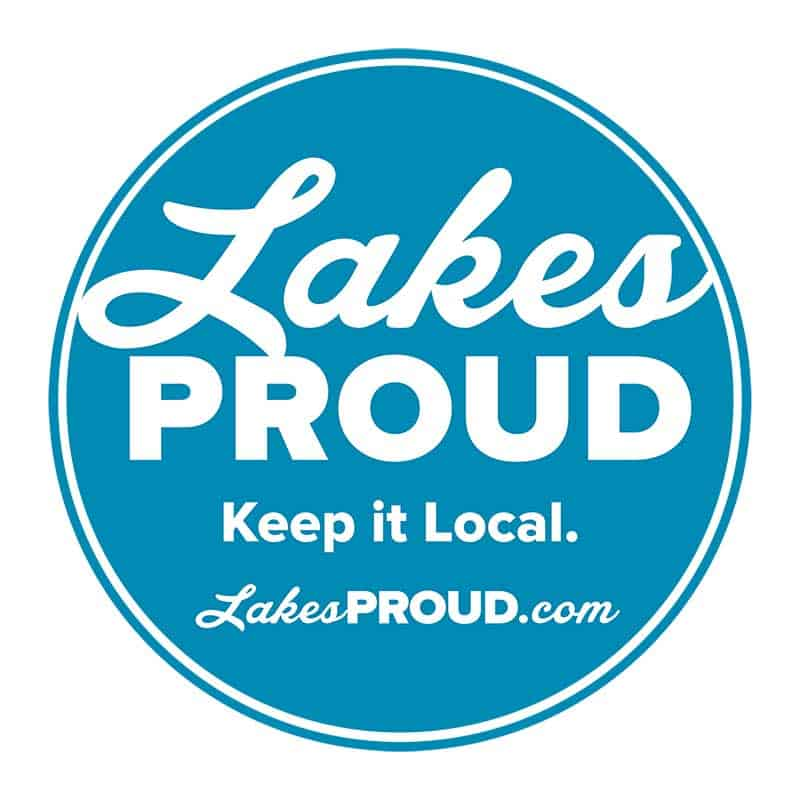 Lakes Proud Logo
