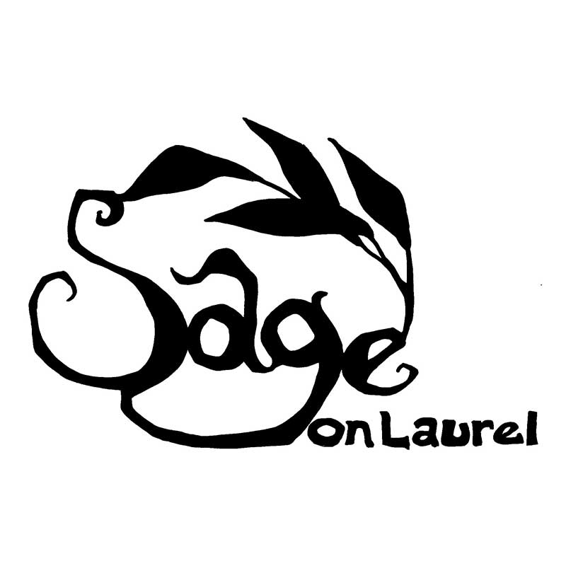 Sage On Laurel Logo