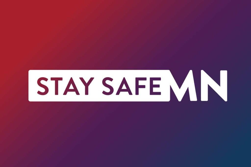 Stay Safe MN Logo