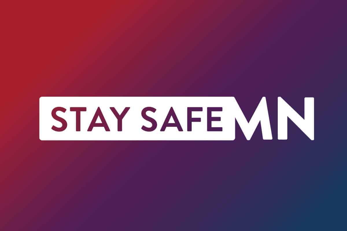 Stay Safe MN Logo